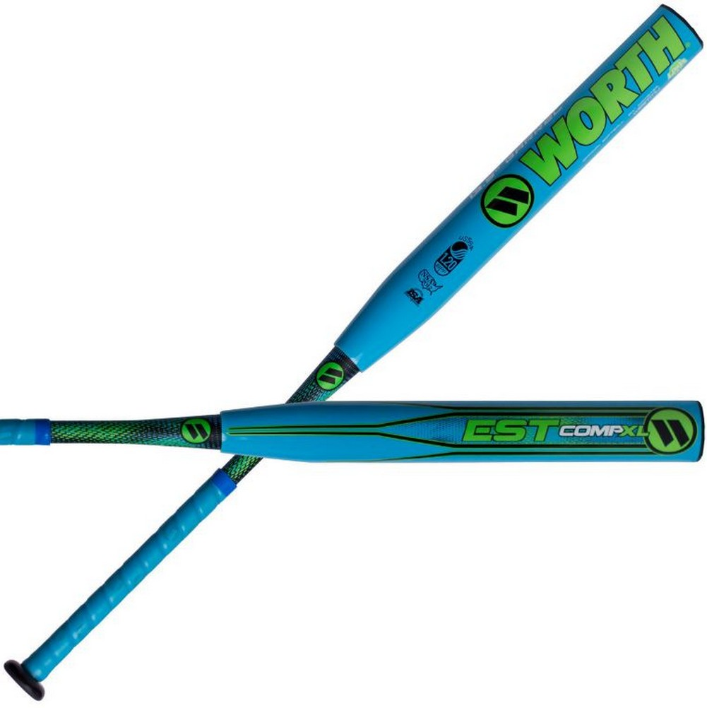 worth westmu est composite 13 5 usssa slowpitch softball bat