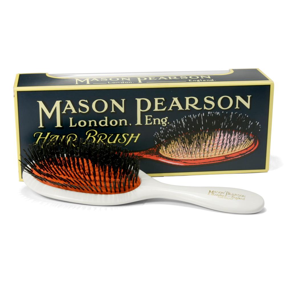 how to clean bristle hair brush
