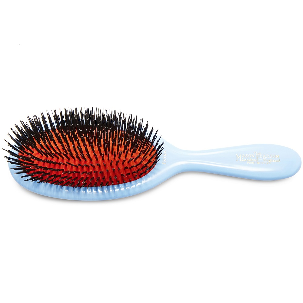 how to fix hair brush bristles