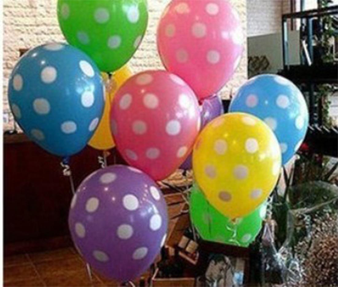 "12pcs 12"" Birthday Wedding Party Decor Latex Helium Quality Balloons all Colors"
