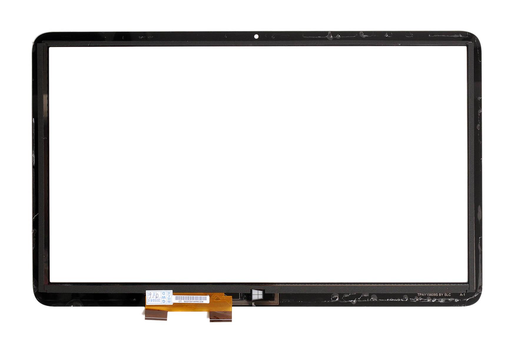 hp compaq envy 15 u011dx x360 15 6 touch screen digitizer. Black Bedroom Furniture Sets. Home Design Ideas