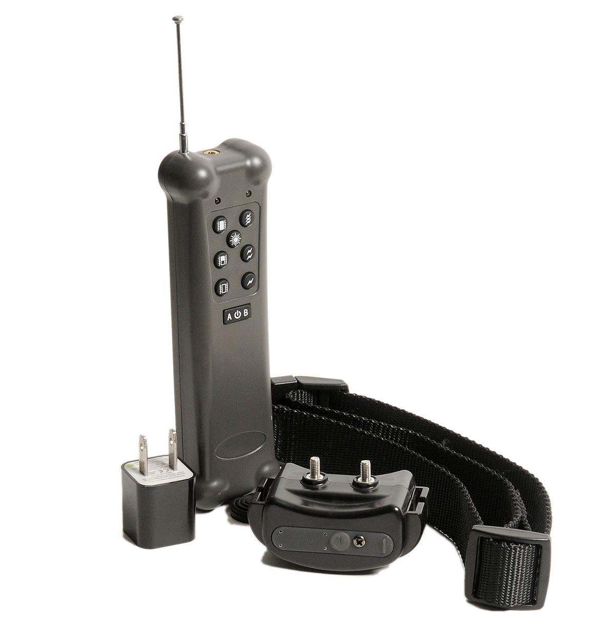 TechOrbits PRO318 Remote Dog Training Shock Vibration Collar