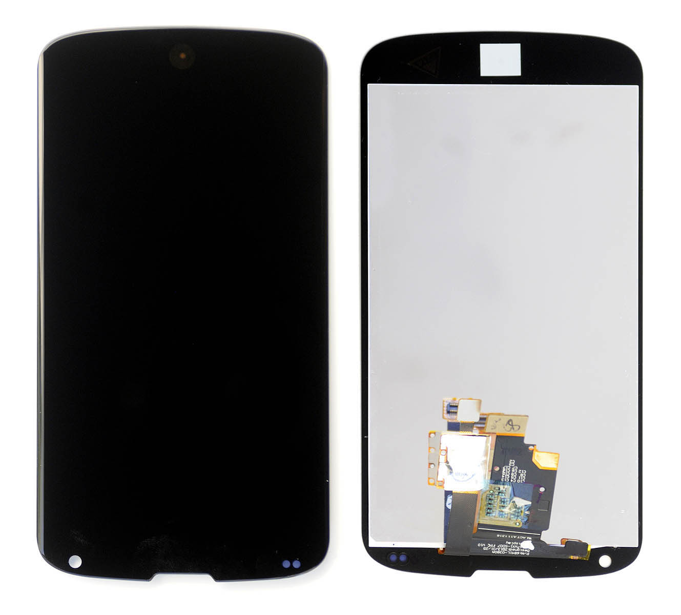 Replacement For LG Google Nexus 4 E960 LCD Touch Screen Glass Digitizer Assembly