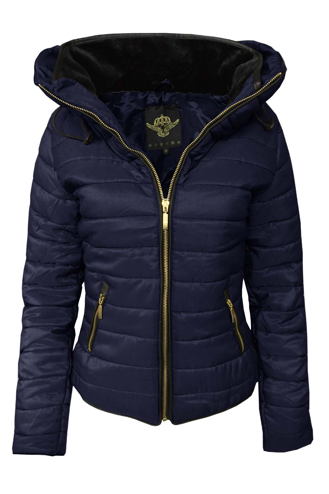 Quilted womens jackets