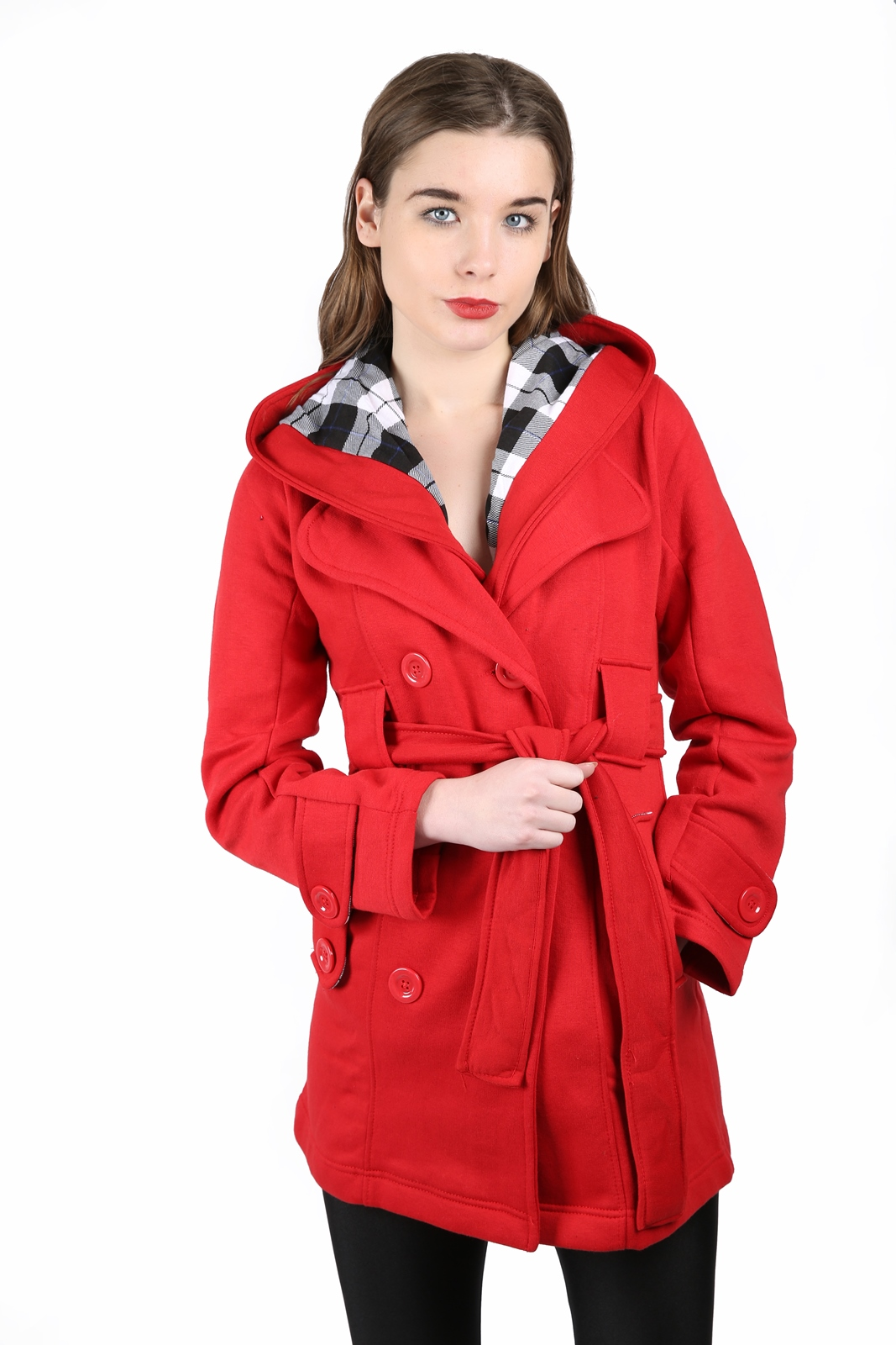 Three lengths of women's trench coats provide style and function Whether you're looking for the traditional, long women's trench coat for rainy day wear or you prefer modern style choices offered in this classic outerwear, the variety of color, materials, and prints available offers plenty of options.