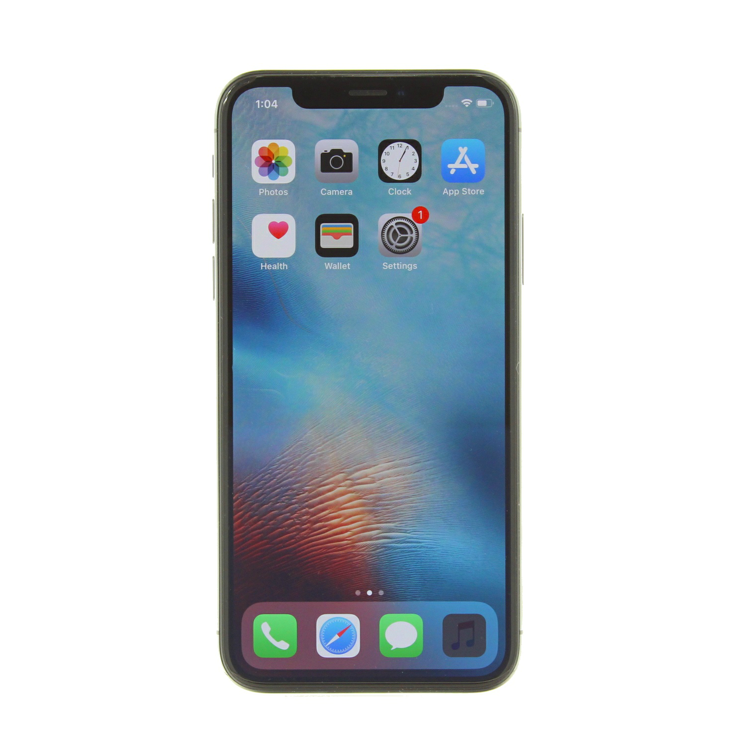 Apple iPhone X a1865 256GB LTE CDMA/GSM Unlocked - Excellent