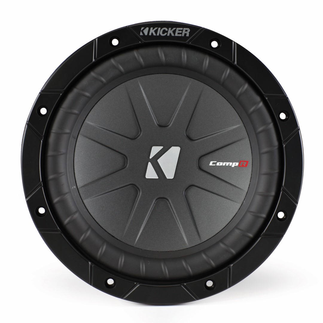 Kicker CompR package - Two 8\
