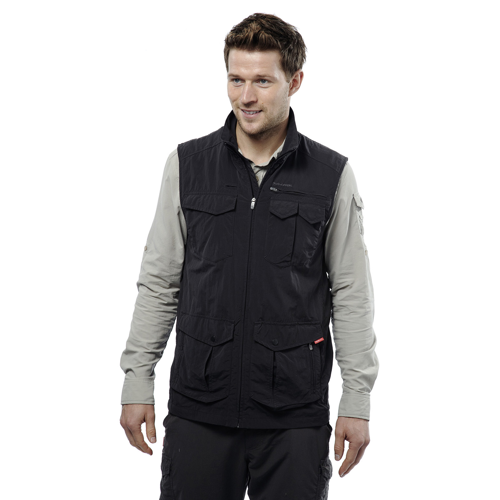 Craghoppers Mens NosiLife Adventure Gilet RRP £90