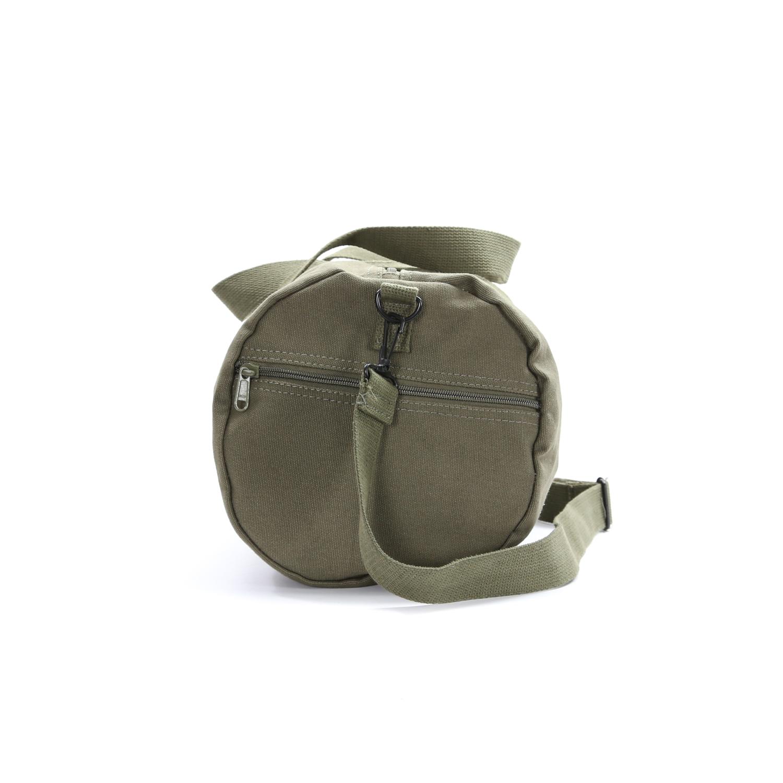 The Dark Knight Batman Logo Military Duffle Bag Gym Duffel Weekender Carry On