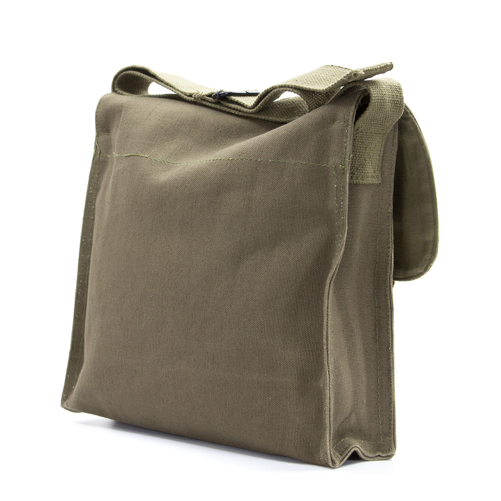 Snoopy Joe Cool Heavyweight Canvas Medic Shoulder Bag