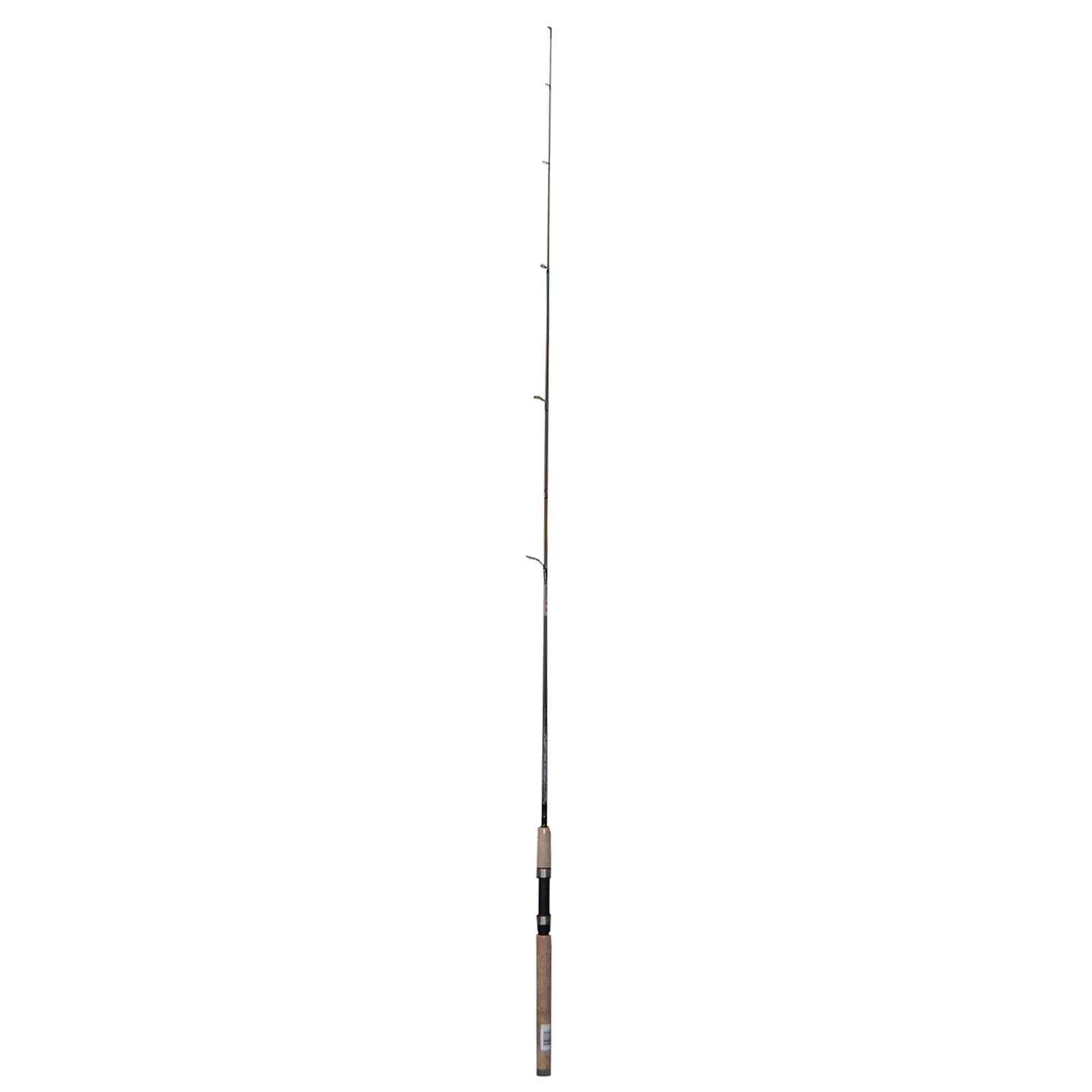Zebco quantum graphex 6 39 6 2 pc spinning fishing rod for Expensive fishing rods