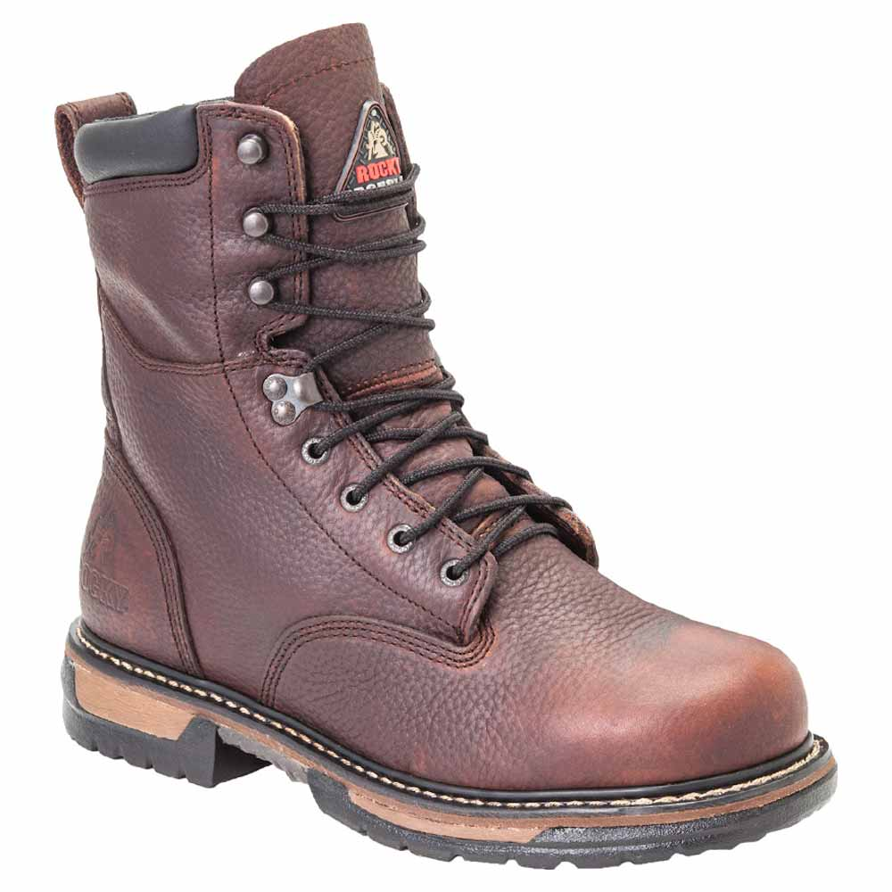 rocky fq0005694 mens ironclad lace up insulated waterproof