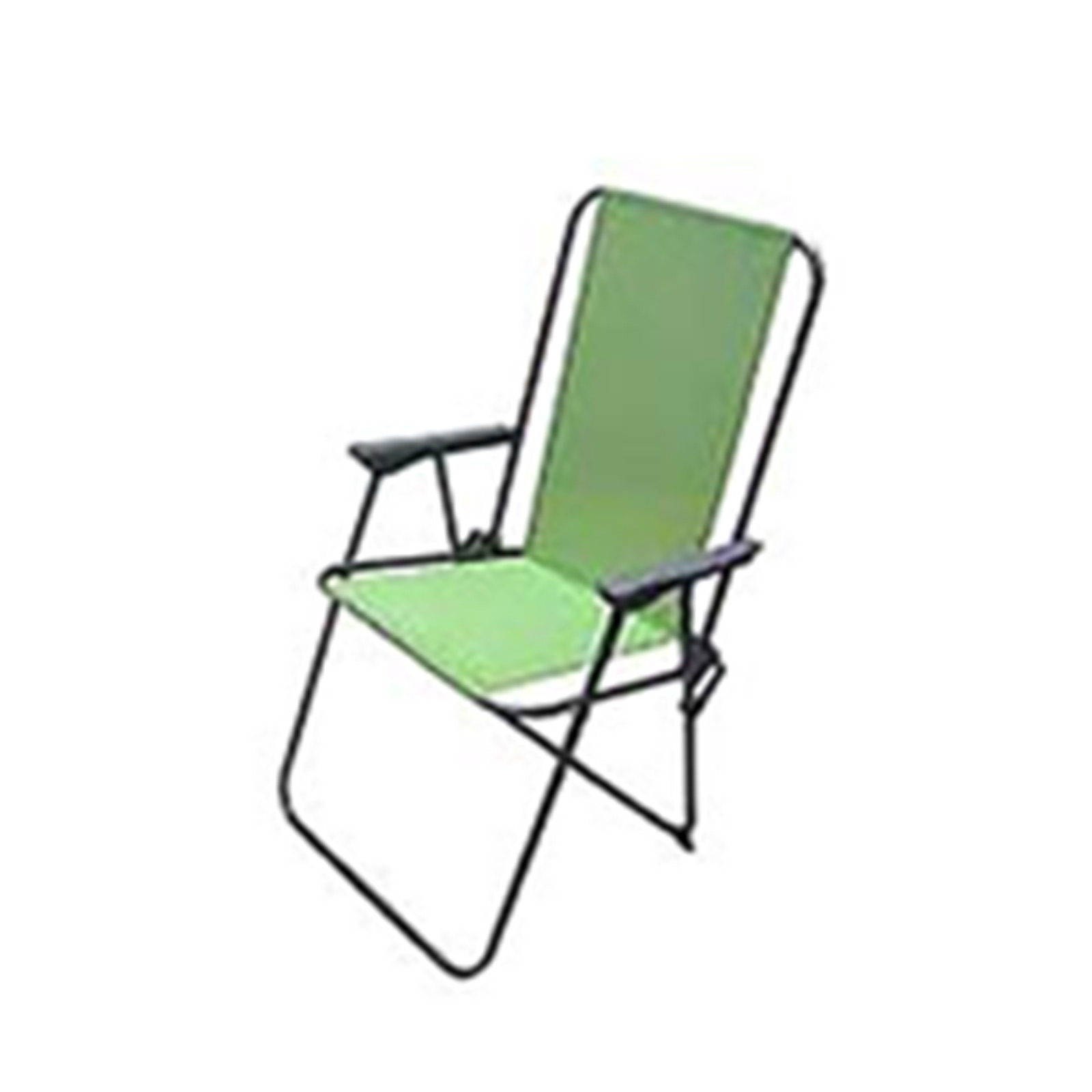 World Famous Q PICNIC CHAIR GREEN Folding Picnic Chair Green