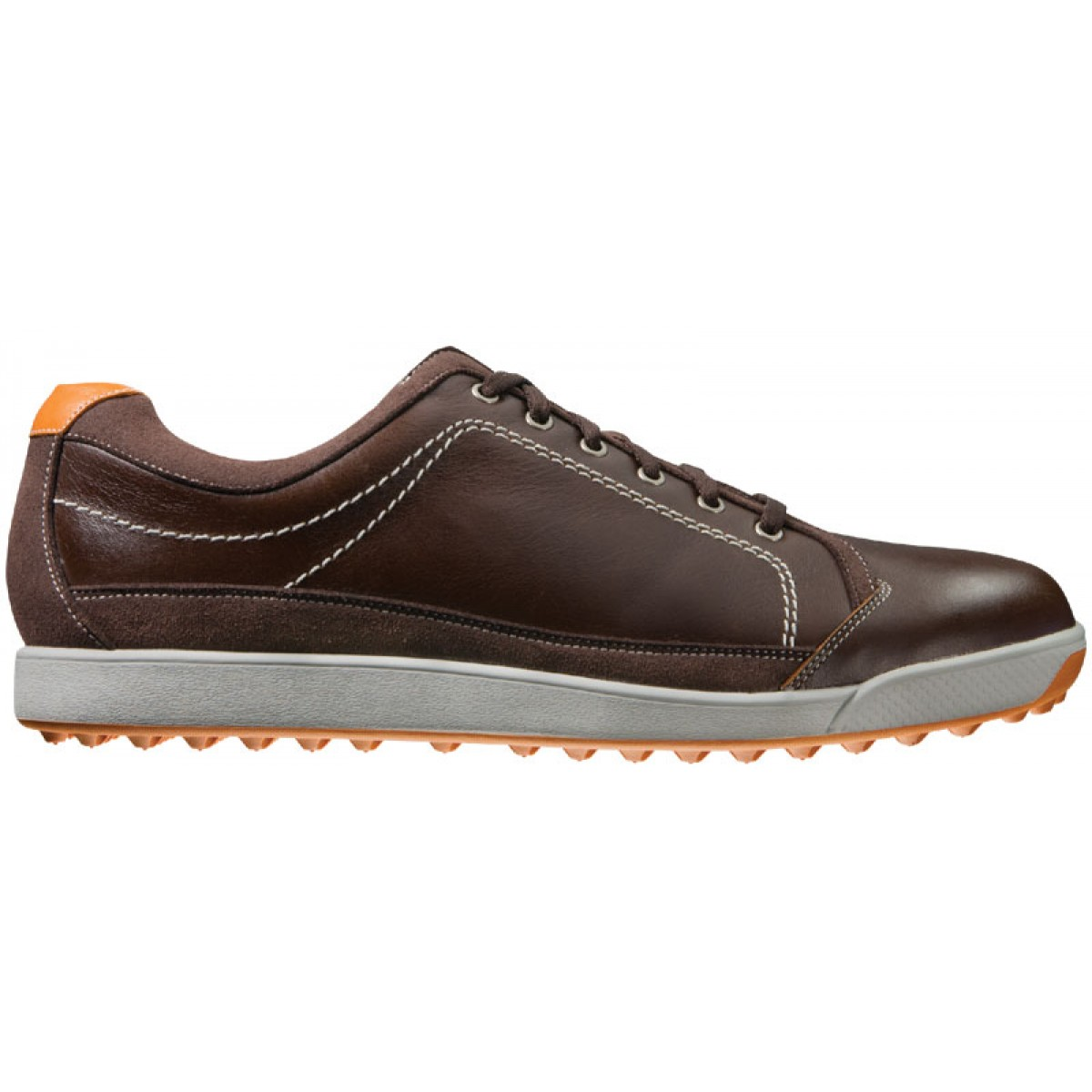 footjoy contour casual spikeless golf shoes mens closeout