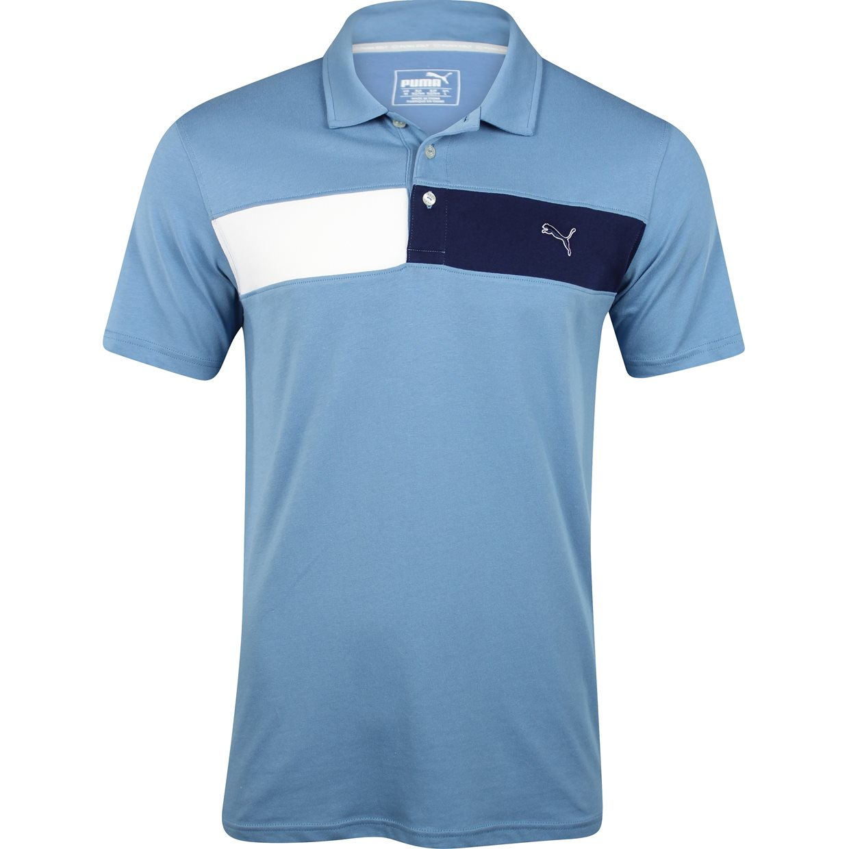 New 2016 puma golf ss cool touch mens polo shirt 570478 for Cool mens polo shirts