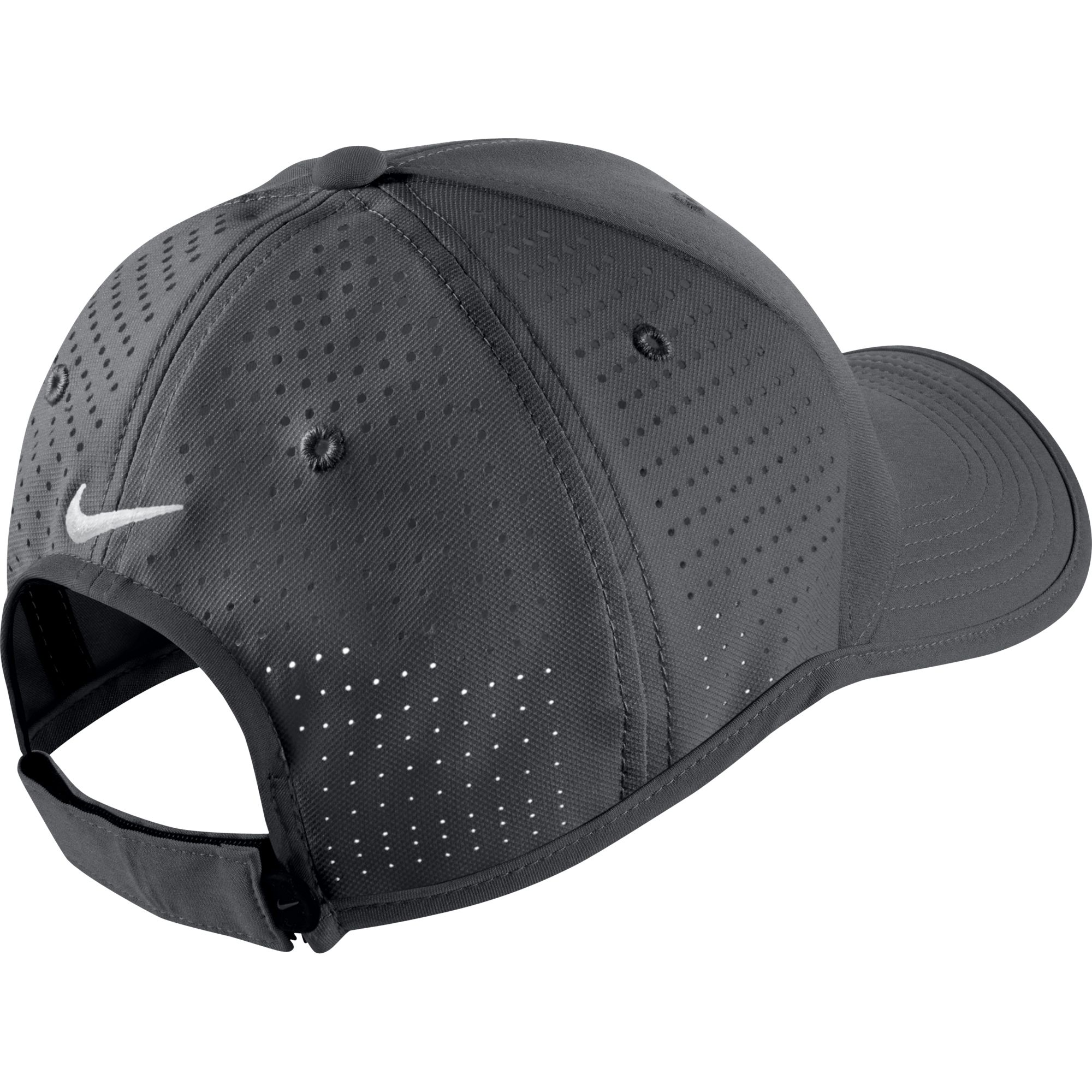 f4dc1e7de54 New Nike Golf 2016 TW Tiger Woods Ultralight Tour Adjustable Cap Hat ...