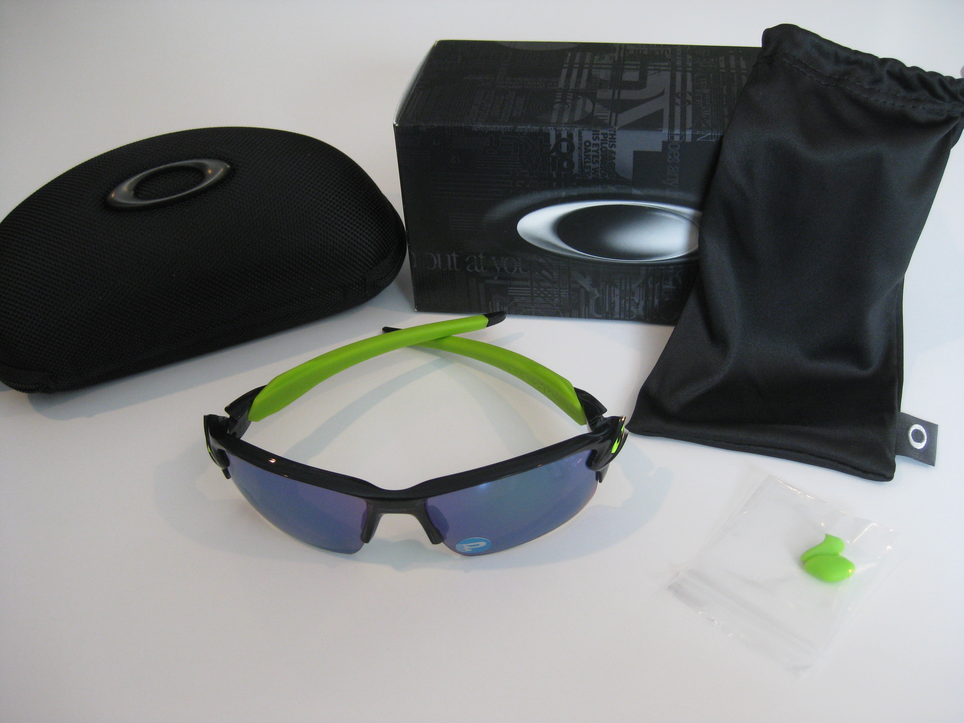 oakley flak jacket 2.0 xl polarized