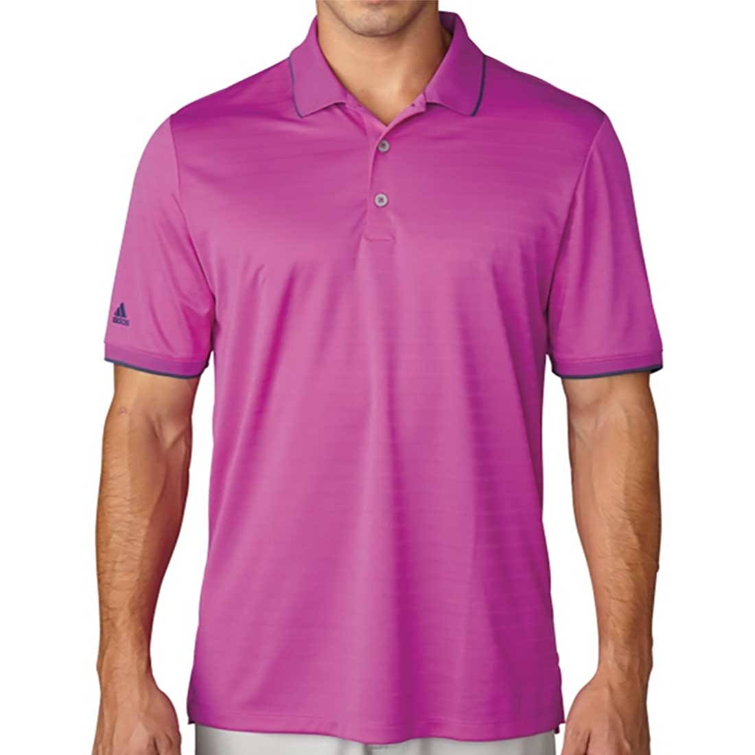 New 2016 Adidas Golf Climacool Tipped Club Polo Shirt Ebay