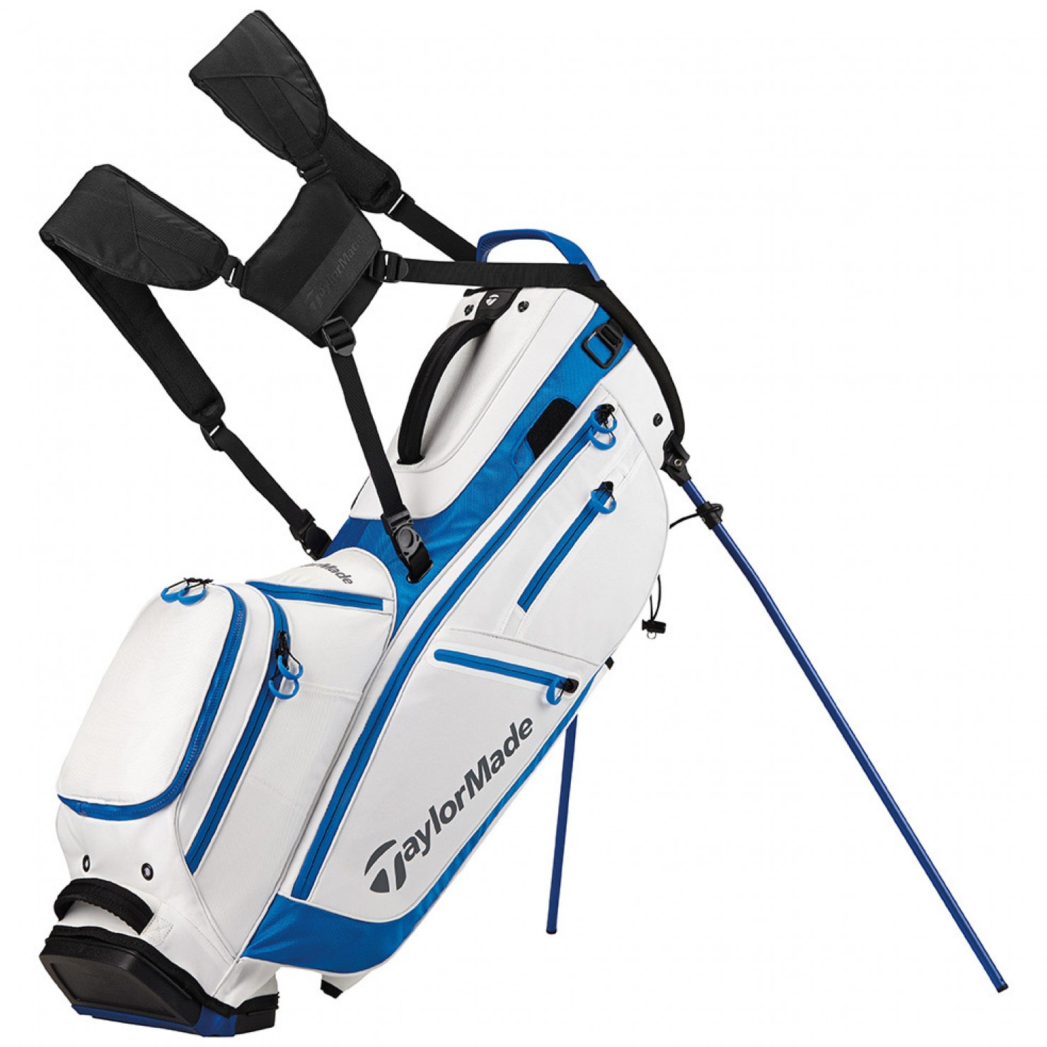 New Taylormade Golf 2017 Flex Tech Crossover Stand Bag
