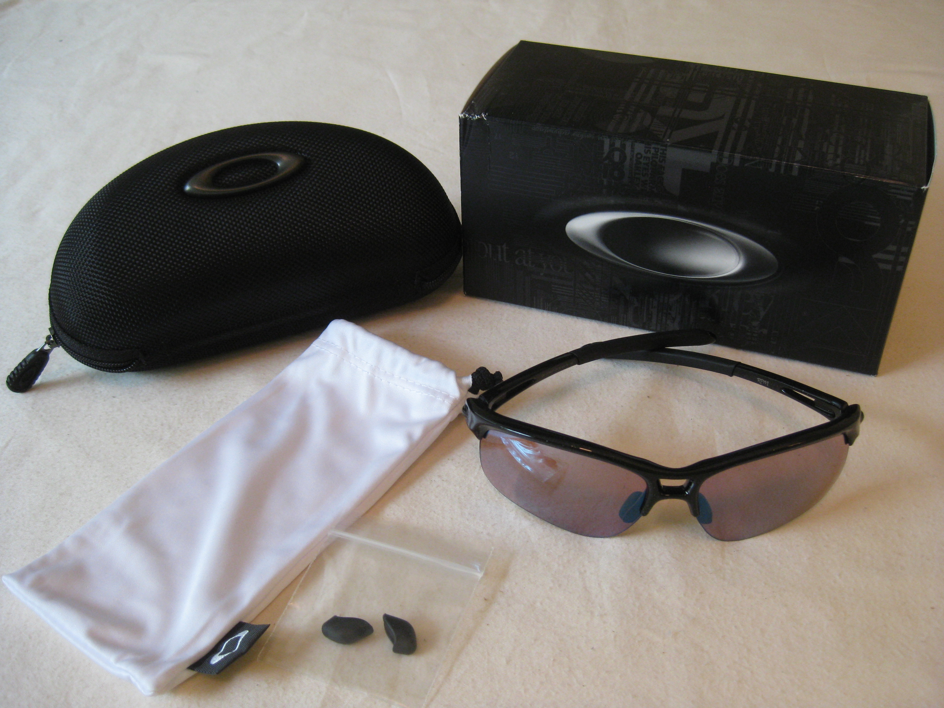 black and red oakley sunglasses  oakley rpm edge sunglasses
