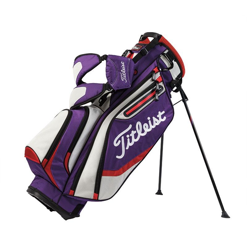 new titleist golf 2016 lightweight stand carry bag pick. Black Bedroom Furniture Sets. Home Design Ideas