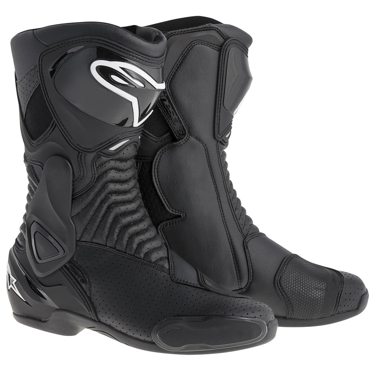 Alpinestars Womens SMX-6 Stella Vented Motorcycle Boots CLOSEOUT ...
