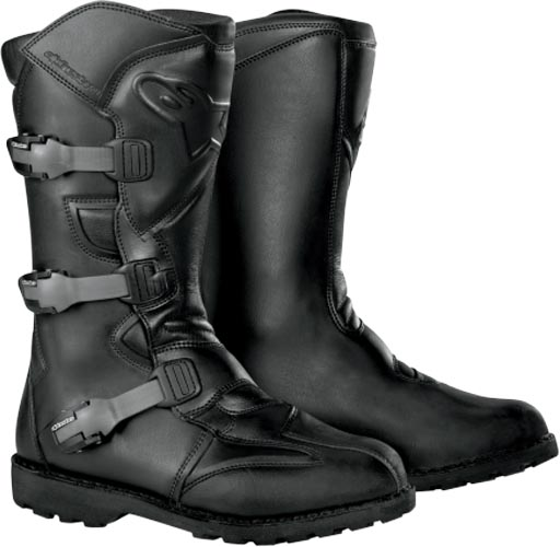 Alpinestars Scout Waterproof Motorcycle Boot CLOSEOUT | eBay