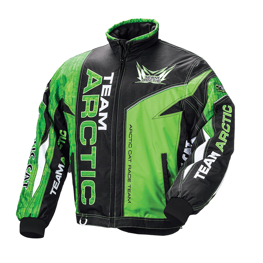 Arctic Cat Snowmobile For Sale >> Arctic Cat Youth Team Arctic Snowmobile Jacket 2017 | eBay
