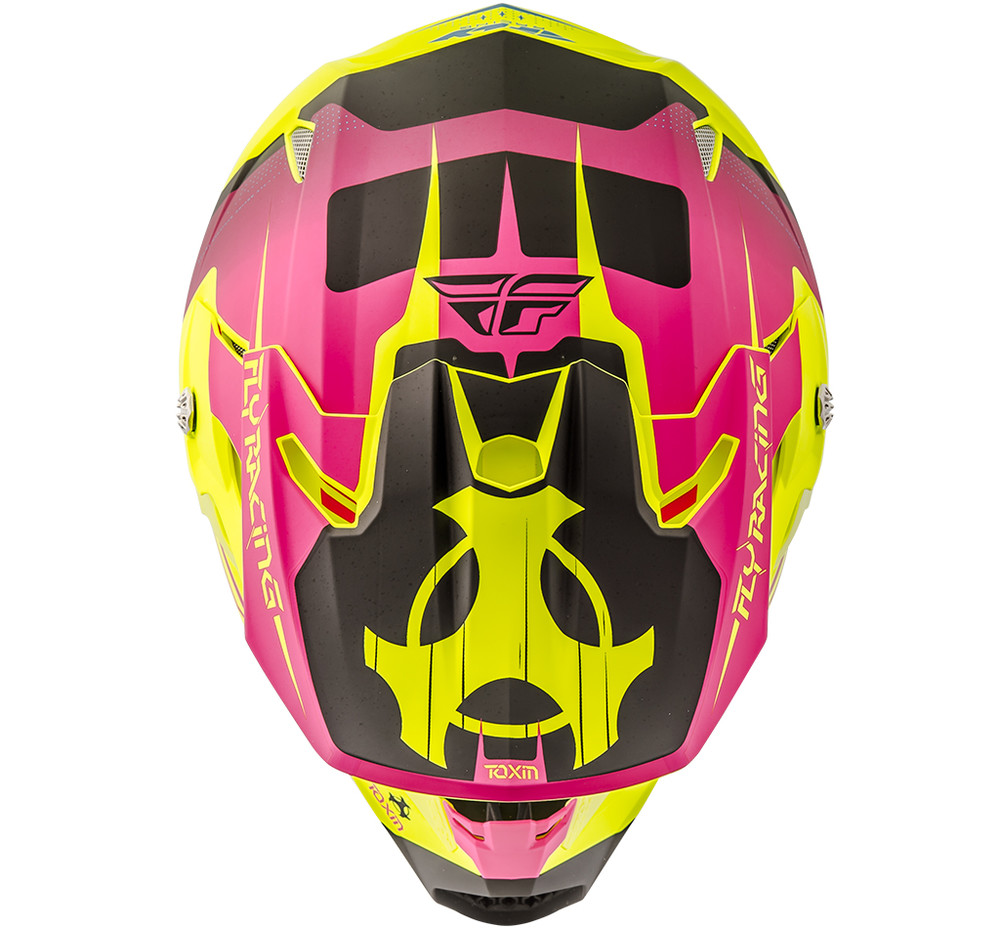 Fly Toxin Original Offroad Helmet CLOSEOUT