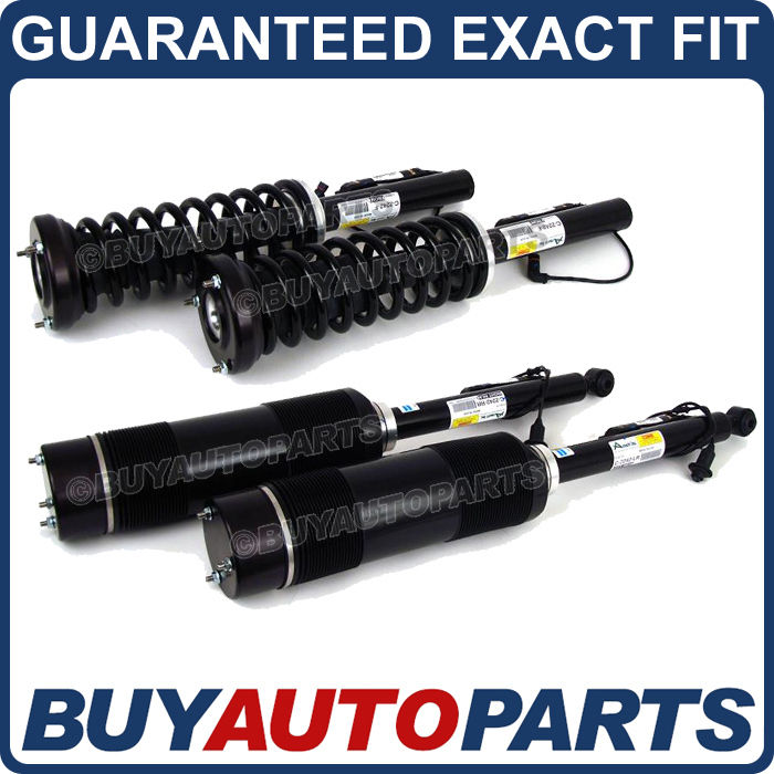 new airmatic suspension to coil spring conversion kit for mercedes s class w220 ebay. Black Bedroom Furniture Sets. Home Design Ideas