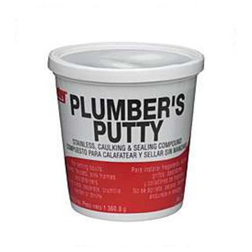 14 oz plumber 39 s putty ebay for Plumbers putty