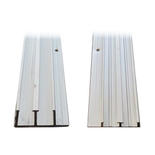 1 4 x 4 39 aluminum sliding door track ebay