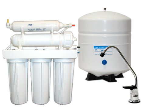 Complete Filtration Services Inc. 50 Gallon Per Day 5-Stage Home Reverse Osmosis Drinking Water System at Sears.com