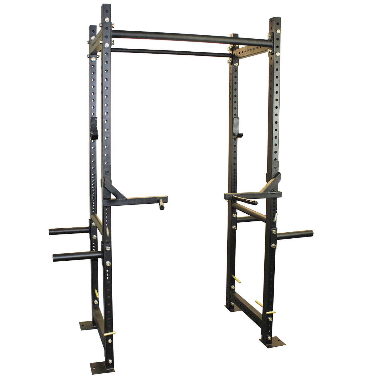 Titan Power Rack Short 71 5 Squat Deadlift Lift Cage Bench Racks Crossfit Pull Ebay