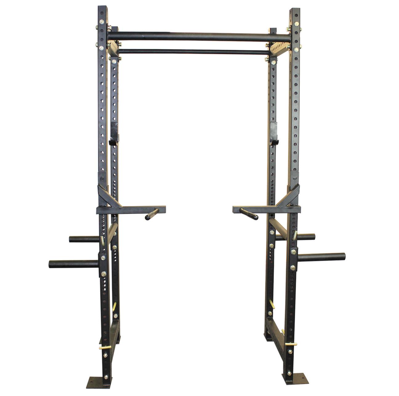 """Power Rack Deadlift: Titan Power Rack Short 71.5"""" Squat Deadlift Lift Cage"""