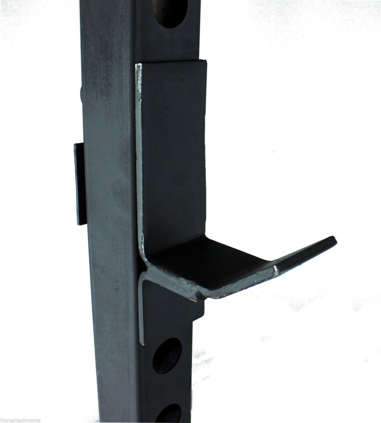 Power Rack Deadlift: Titan T2 Power Rack Squat Deadlift Lift Cage Bench Racks