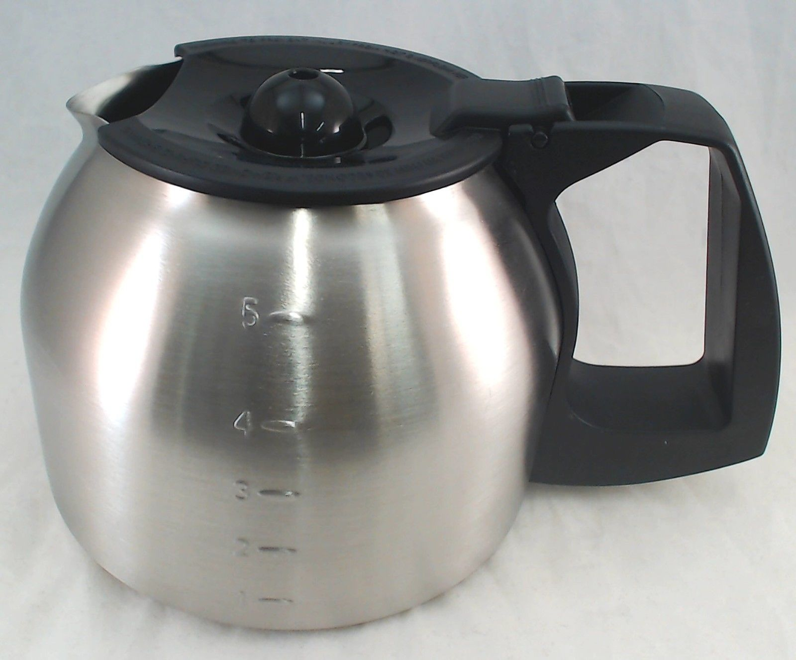 Mr. Coffee 5 Cup, Stainless Steel Carafe, Model: JWX9 139049-000-000 eBay