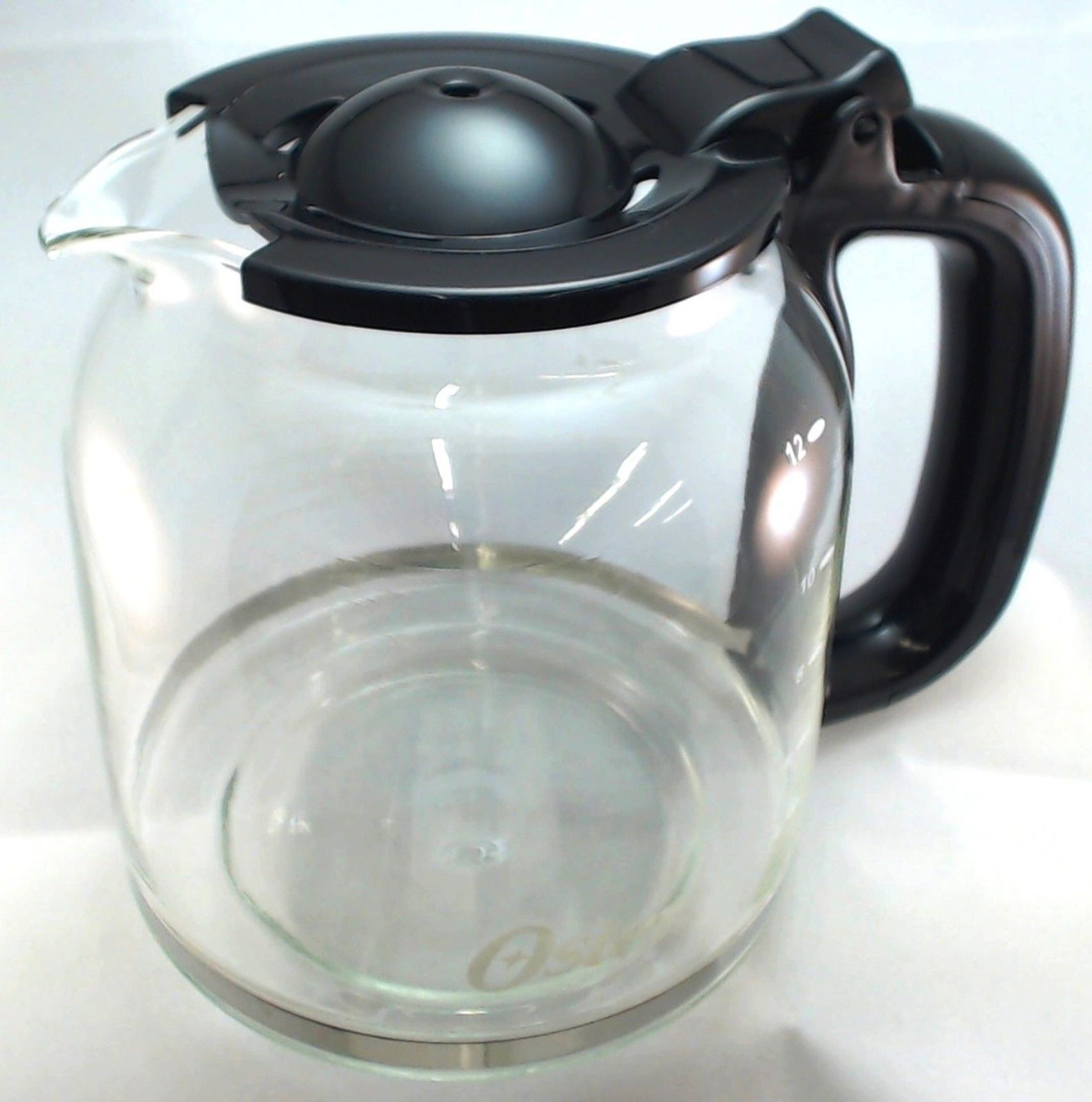 Oster Glass Carafe, Black, for Model: BVST-JBXSS41, 154448-000-000 eBay