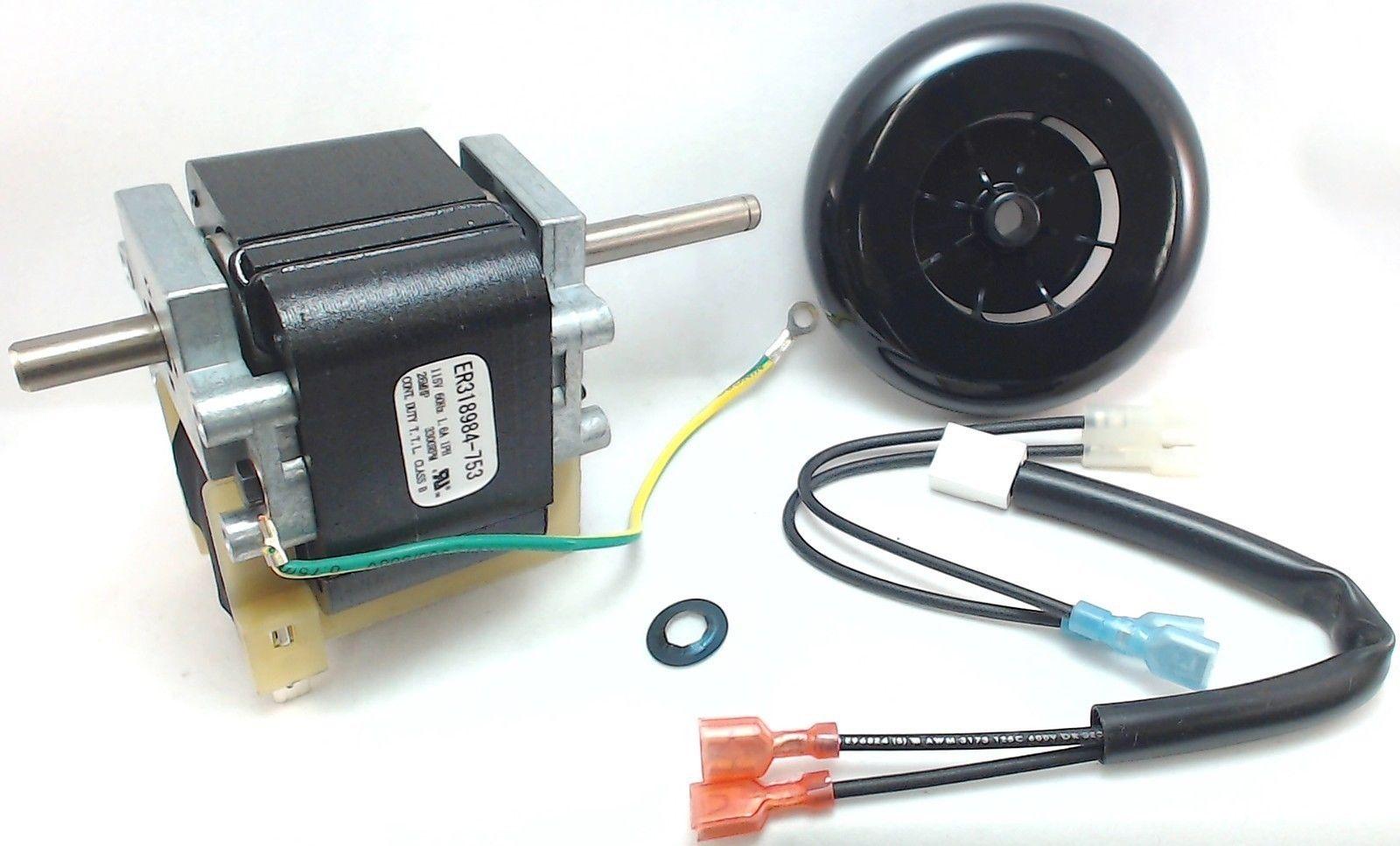 Draft Inducer Motor Kit For Carrier Bryant Ap5634784