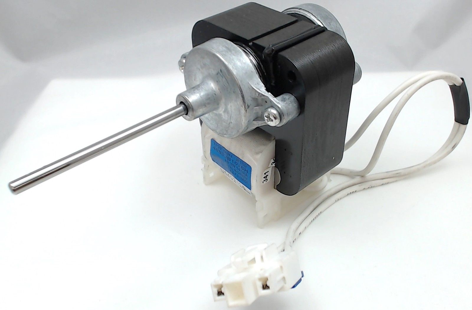 Refrigerator condenser fan motor for lg ap4440743 for Refrigerator condenser fan motor