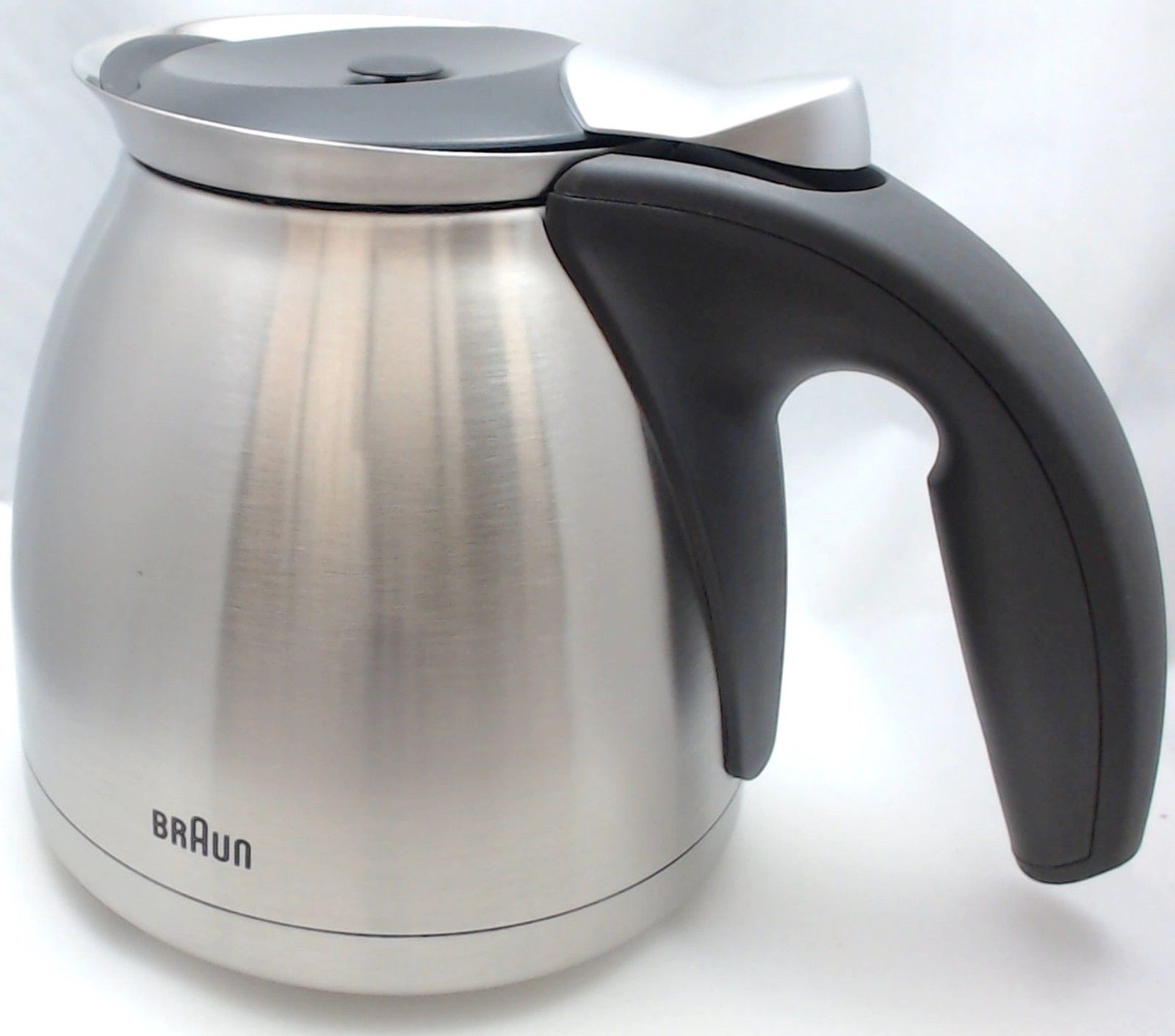 Coffee Maker Stainless Carafe : Braun Coffee Maker Stainless Steel Thermal Carafe, 67050581 eBay