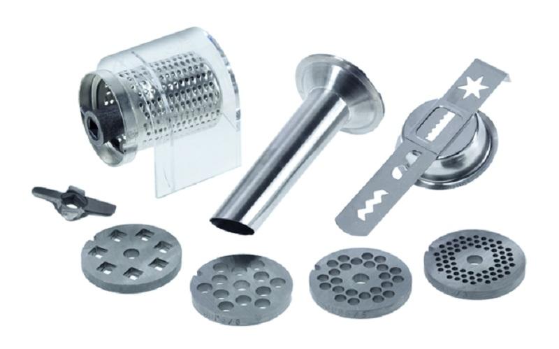 kitchenaid meat grinder instructions