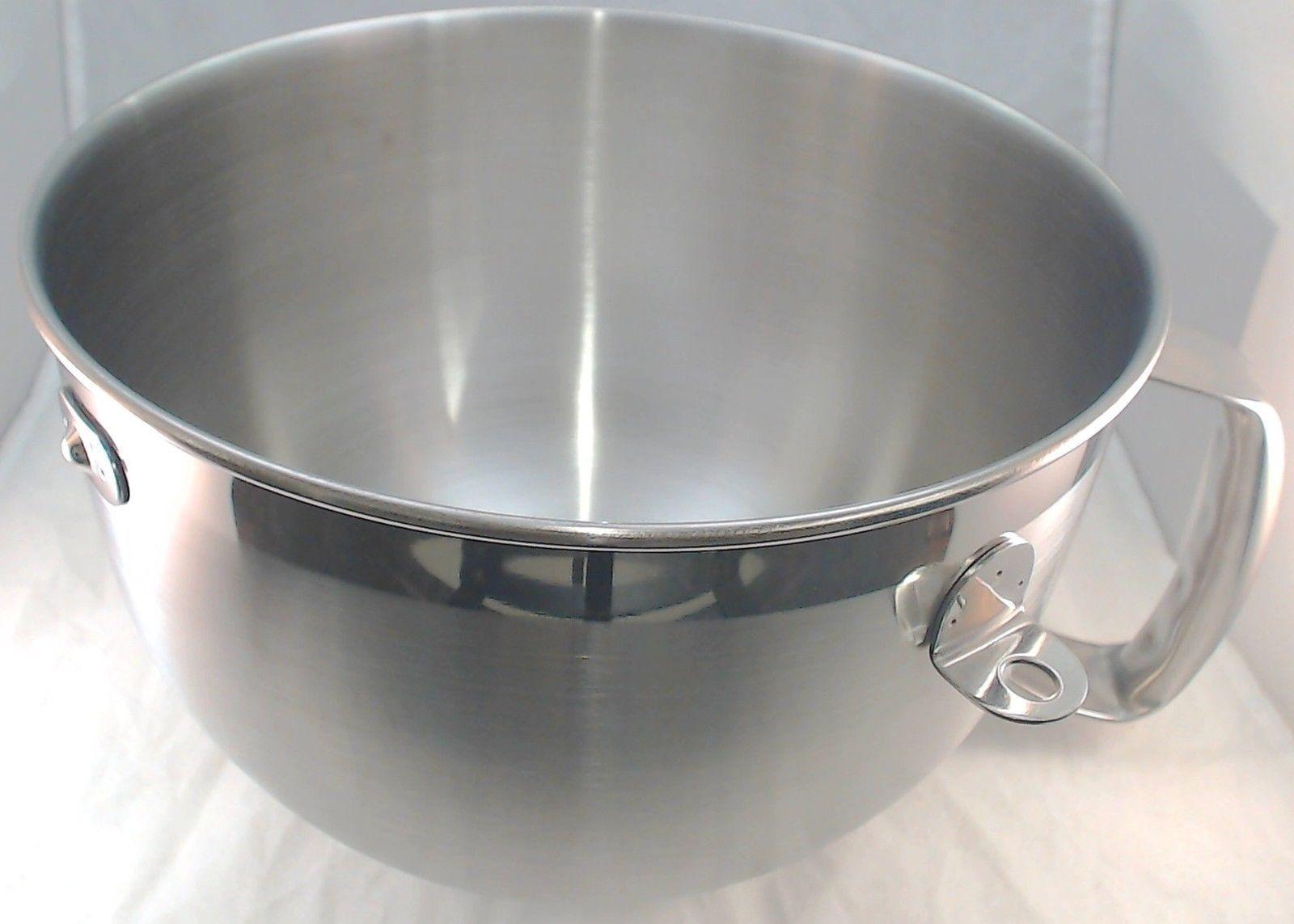 Kitchenaid Stand Mixer 6qt S S Bowl Ap4507763 Ps2377036 W10245586 Ebay