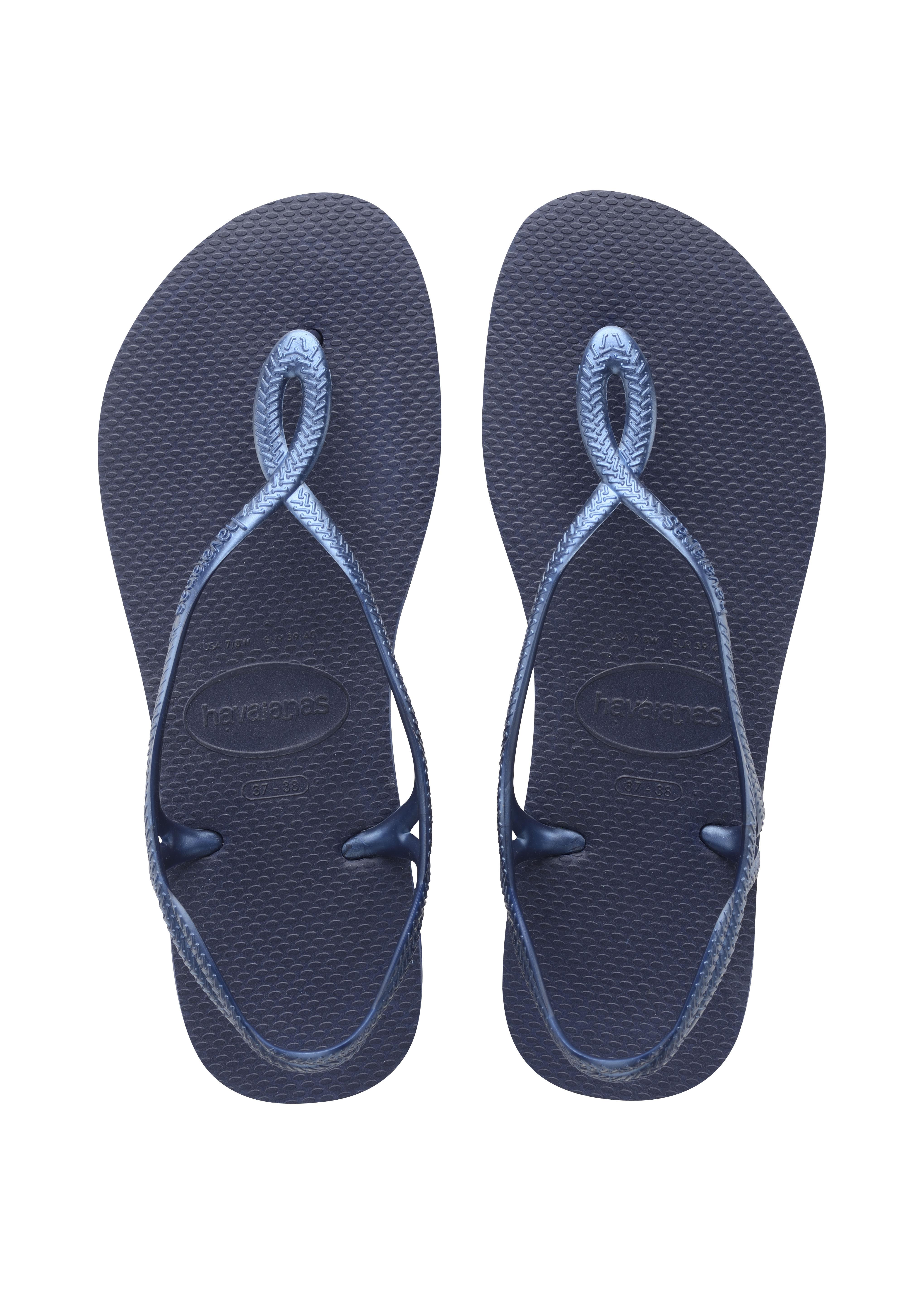 Sandales HAVAIANAS Luna bleu marine