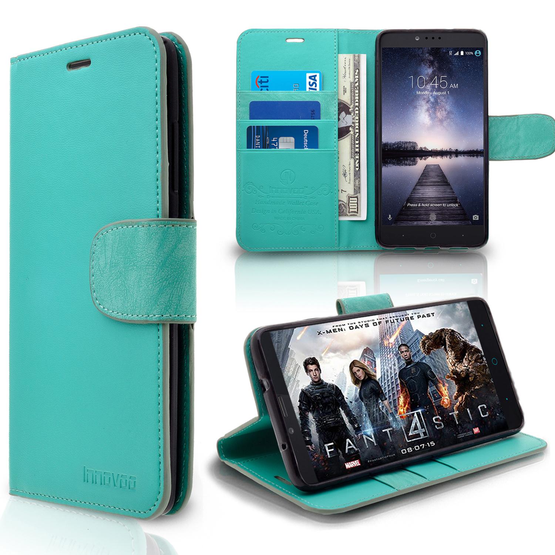 find the zte zmax pro z981 wallet case better than
