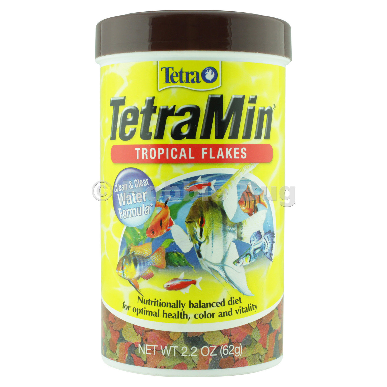 Tetra tetramin fresh water aquarium tank tropical for Aquarium fish food
