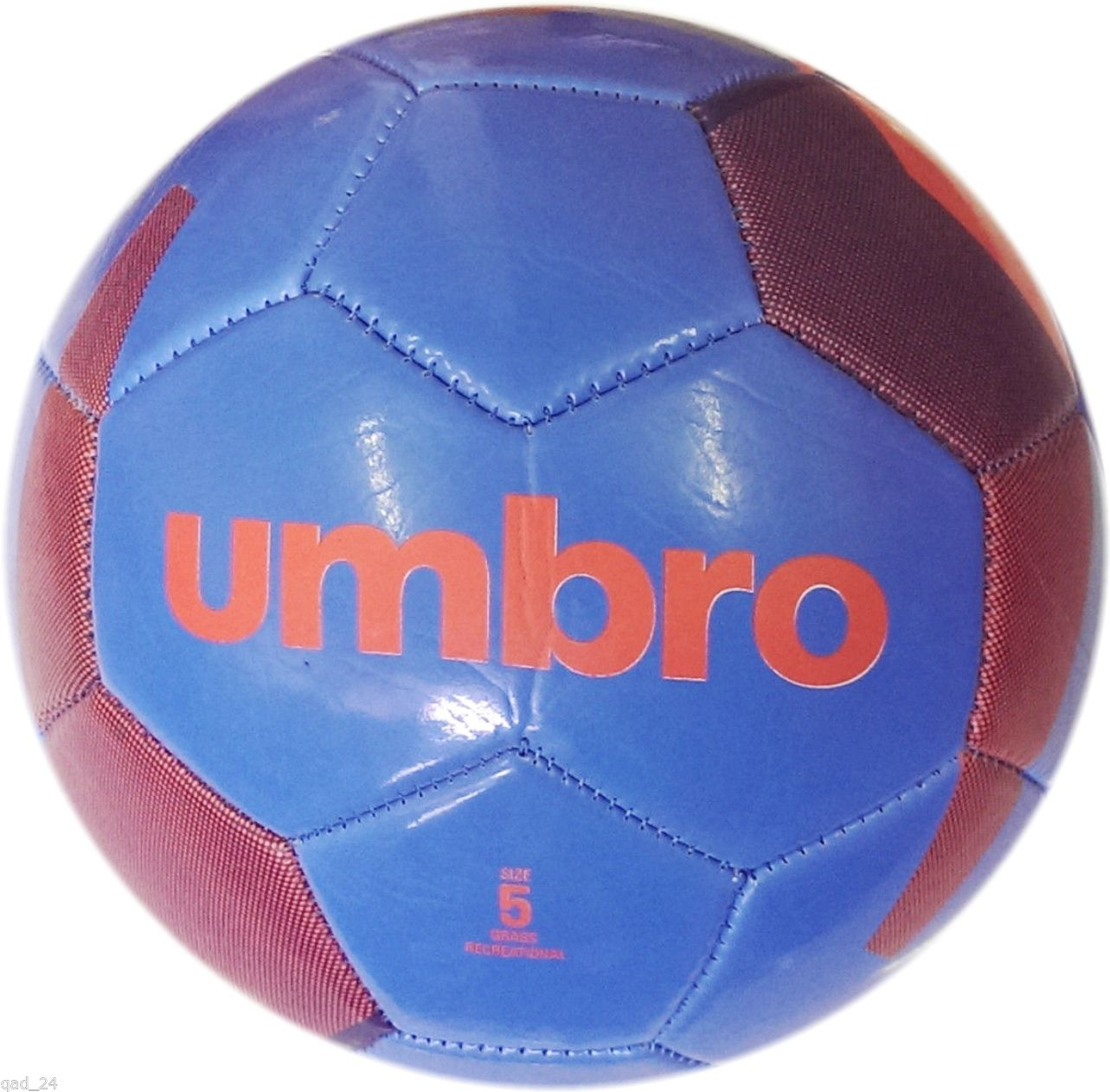 Umbro-Football-League-Soccer-Ball-Size-5-Park-Training-Champions-Trainer-Grass