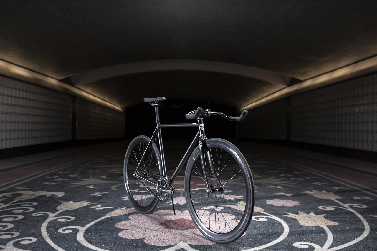 State Bicycle Co Premium Fixed Gear Fixie Single Speed Bike The