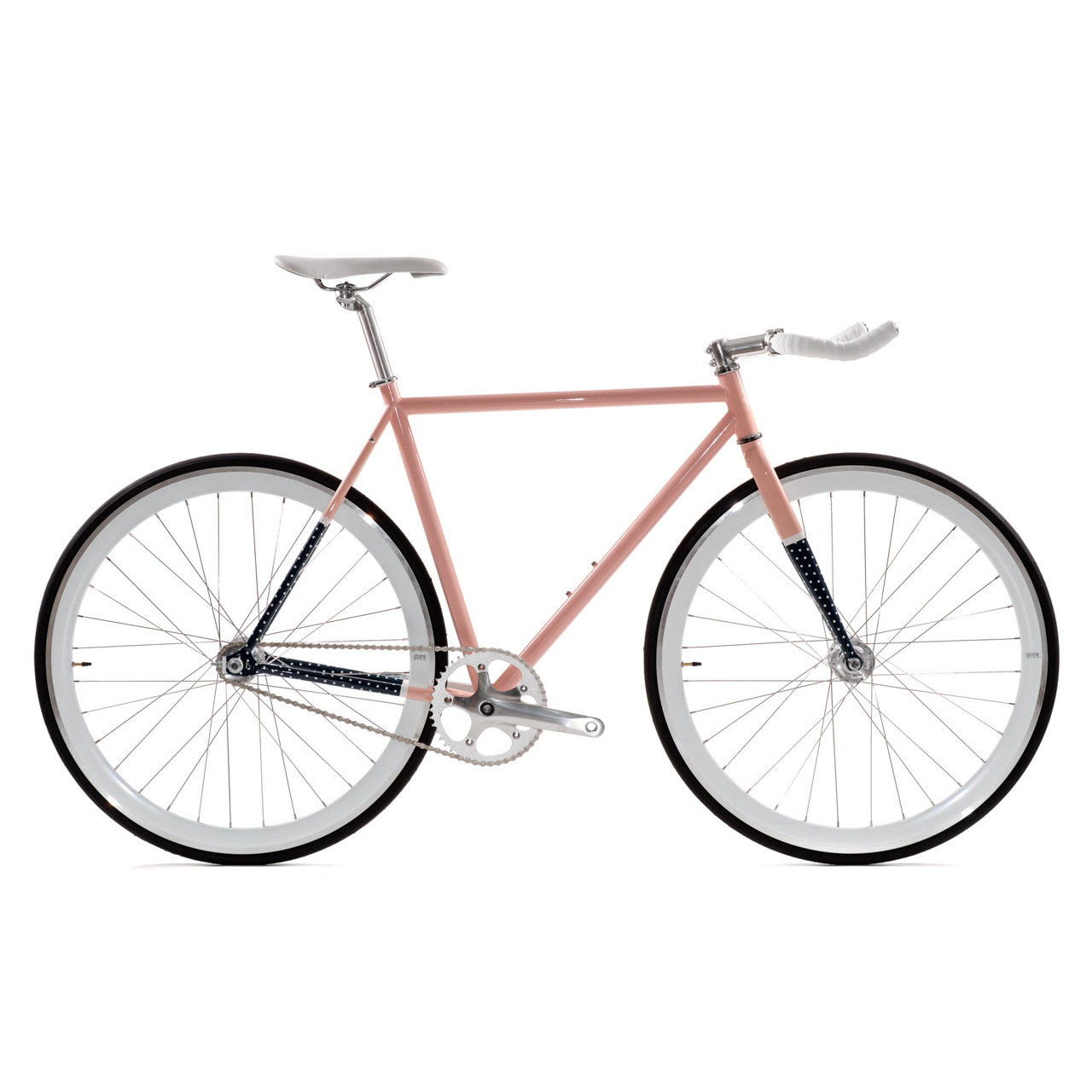 state bicycle fixed gear single speed bike lightweight. Black Bedroom Furniture Sets. Home Design Ideas