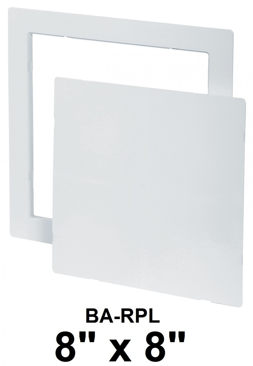 Access Panel BA-RPL 8 x 8 Removeable Plastic - BEST